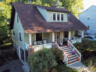 Waltham Single Family Home Under Agreement: 39 Virginia Road