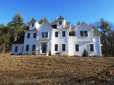 Boylston Single Family Home For Sale: Lot 2 Stiles Road