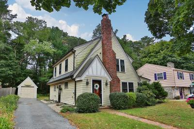 Lynnfield Single Family Home For Sale: 14 Lynnbrook Road