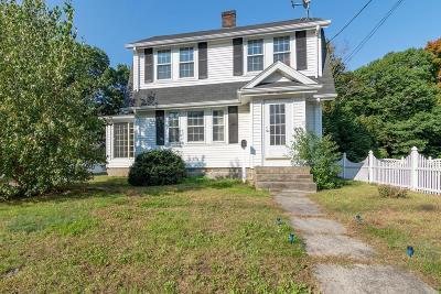 Weymouth Single Family Home Under Agreement: 100 Torrey St