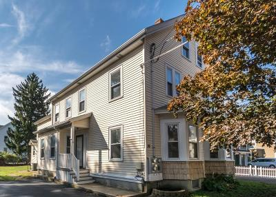 Waltham Condo/Townhouse Contingent: 35 Wadsworth Avenue #35