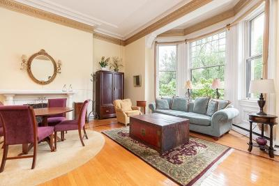 Condo/Townhouse Under Agreement: 64 Commonwealth Avenue #3
