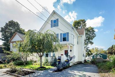 Lowell Single Family Home Contingent: 82 Beacon Street