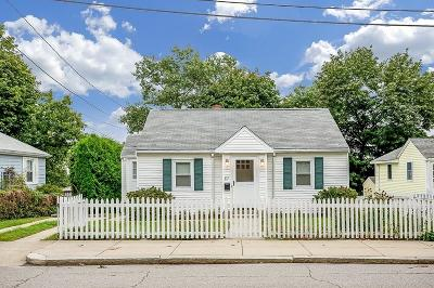 Single Family Home Contingent: 87 Hallron St