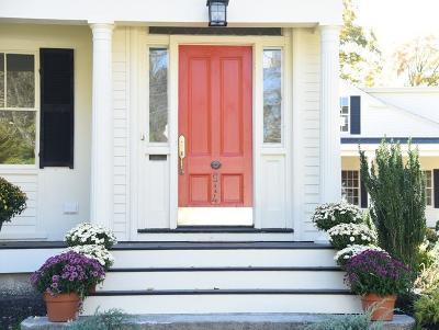 Dedham Single Family Home Contingent: 914 High Street