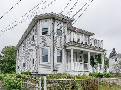 Multi Family Home Contingent: 80-82 Washington Street