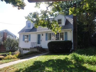Arlington MA Single Family Home Under Agreement: $539,000