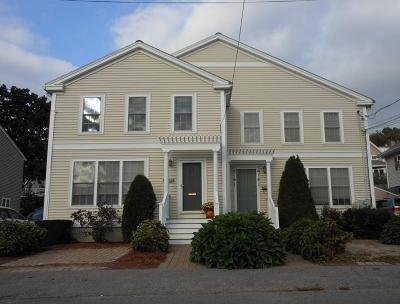 Watertown Condo/Townhouse Under Agreement: 171 Fayette St #171