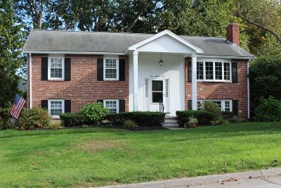 Southborough Single Family Home Under Agreement: 3 Maplecrest Drive