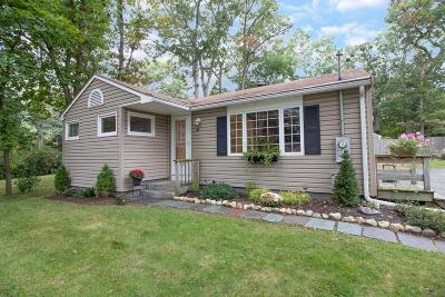 Plymouth Single Family Home For Sale: 164 Rocky Hill Rd
