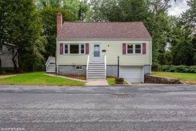 Dedham Single Family Home For Sale: 57 Maynard