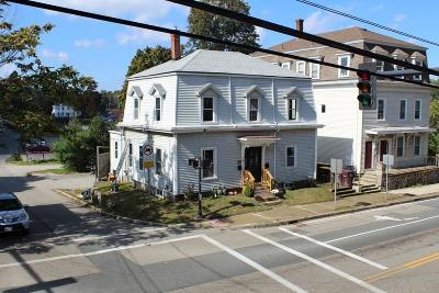 Weymouth Multi Family Home Contingent: 114 Commercial St