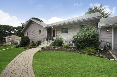 Hingham Single Family Home Under Agreement: 1 Manor Dr