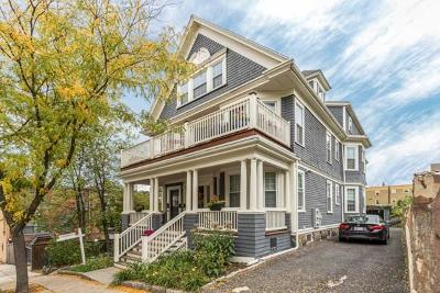 Condo/Townhouse Under Agreement: 4 Windermere Road #1