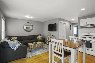 Condo/Townhouse For Sale: 649 East 2nd St. #2