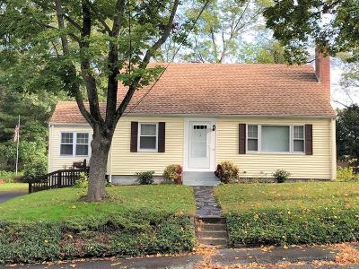 Hudson Single Family Home Under Agreement: 13 Still Dr