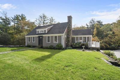 Duxbury Single Family Home Back On Market: 251 Tremont St