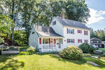 Reading Single Family Home Contingent: 62 Glenmere Circle
