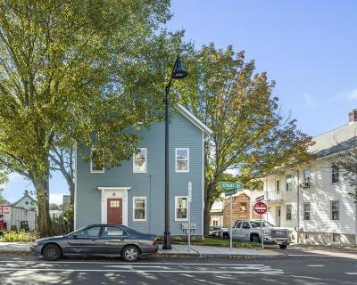 Beverly Condo/Townhouse Under Agreement: 40 Elliott St #1