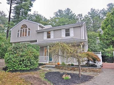 Holliston Single Family Home For Sale: 75 Wilkins Road
