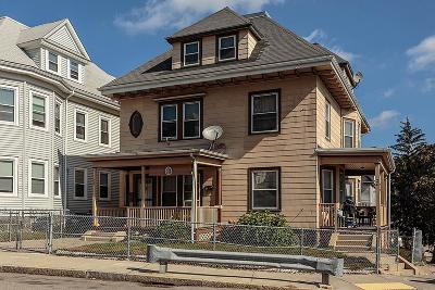 Multi Family Home For Sale: 24 Dakota Street