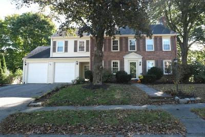 Milton Single Family Home Under Agreement: 3 Coolidge Rd