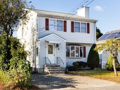 Waltham Single Family Home Contingent: 41 Amherst Avenue