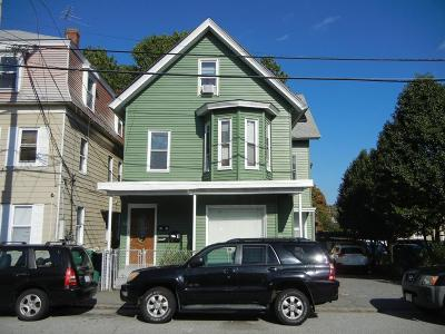 Lowell Multi Family Home Under Agreement: 52 Whipple St