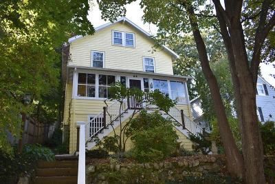 Arlington MA Single Family Home For Sale: $579,000