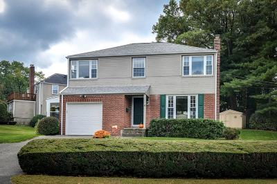 Natick Single Family Home For Sale: 4 Archer Drive