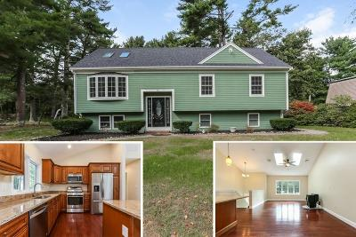 Plymouth Single Family Home For Sale: 56 Kings Pond Plain Rd