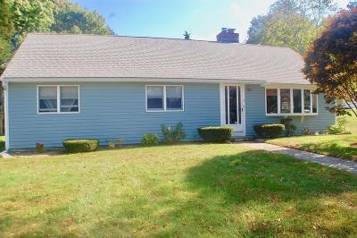 Scituate Single Family Home For Sale: 5 Edgar Rd