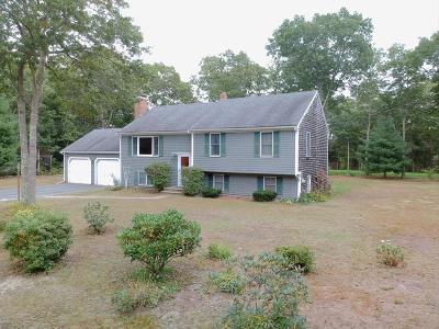 Falmouth MA Single Family Home Under Agreement: $339,000