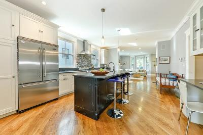 Brookline Condo/Townhouse For Sale: 163 Kent St #1