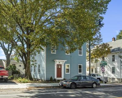 Beverly Multi Family Home For Sale: 40 Elliott St