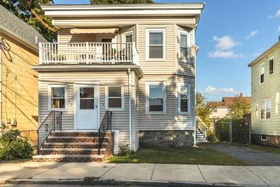 Malden Multi Family Home For Sale: 12-14 Bellvale St