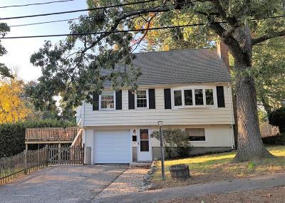 Arlington MA Single Family Home Under Agreement: $630,000