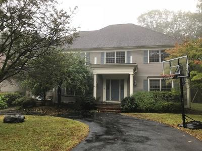 Framingham Single Family Home For Sale: 9 Mountain View Dr