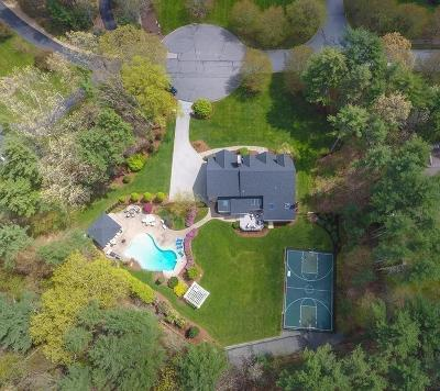 Medfield Single Family Home For Sale: 22 Cole Drive