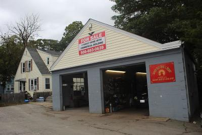 MA-Norfolk County Commercial For Sale: 103 Salisbury Street
