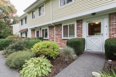 Hopkinton Condo/Townhouse For Sale: 4 Apple Tree Hill Rd #4