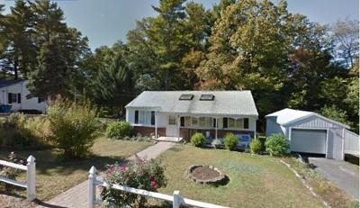 Burlington Single Family Home Sold: 2 Old Colony Rd