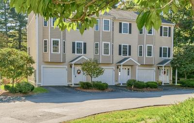 chelmsford Condo/Townhouse Under Agreement: 262 Littleton Road #42