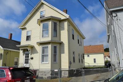 Lowell Single Family Home Under Agreement: 81 Newhall Street