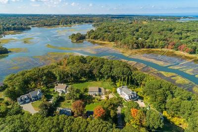 Scituate Single Family Home For Sale: 224 Gannett Rd