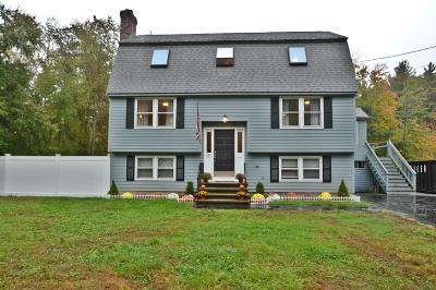 Tewksbury Single Family Home For Sale: 36 Newton Ave