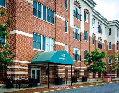 Westborough Condo/Townhouse Under Agreement: 500 Union Street #5308