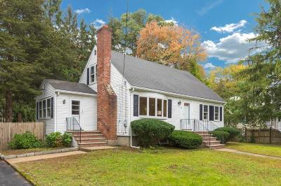 Wilmington Single Family Home Sold: 4 Birchwood Rd