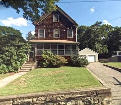 Canton Single Family Home Under Agreement: 158 Rockland Street