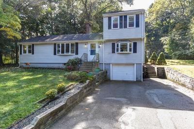 Avon MA Single Family Home New: $369,900